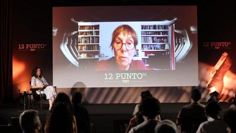 Yapımcı Rebecca O'Brien '12 Punto TRT Senaryo Günleri'ne katıldı