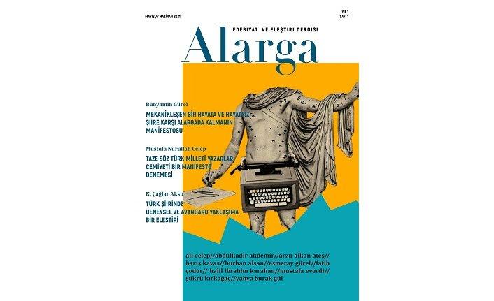 Yeni Bir Dergi: Alarga!