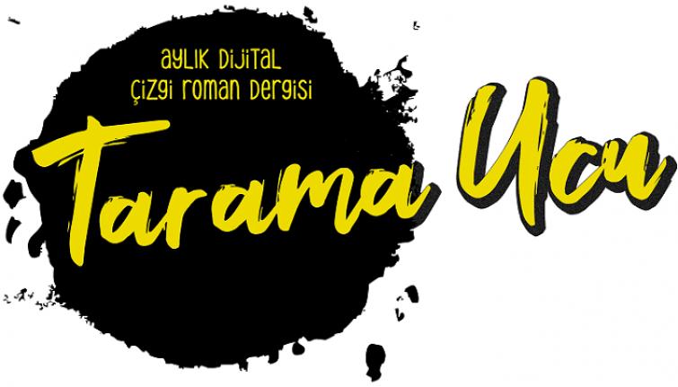 Çizgilerle İstanbul hikâyeleri Tarama Ucu Temmuz sayısında