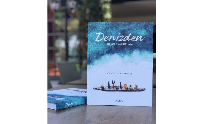 Mehmet Yalçınkaya'dan Michelin yıldızlarına taş çıkaracak kitap