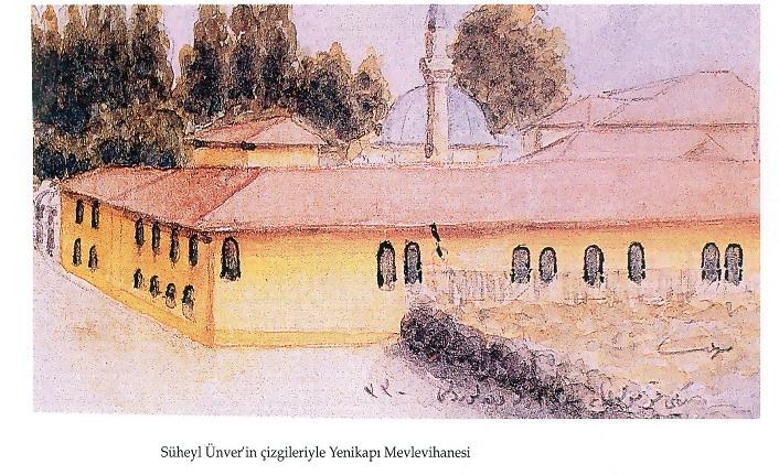 Türk mûsîkisi tarihinde Yenikapı Mevlevîhânesi