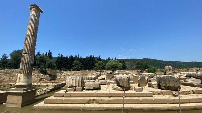 Antik çağın en eski kehanet merkezi: Klaros