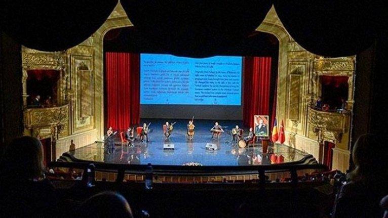Bükreş Ulusal Operasında ''Valsler ve Peşrevler: Doğu ve Batı Arasında Müzikal Buluşmalar'' konseri verildi