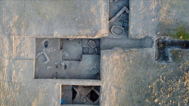 Küllüoba Höyüğü'nde 4 bin 200 yıl öncesine ait 'kuraklıkla mücadele' izleri