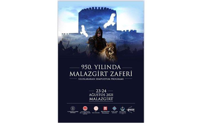 Malazgirt Zaferi'nin 950. yılına özel uluslararası sempozyum