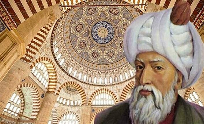 Mimarlık tarihinin mihenk taşıMimar Sinan