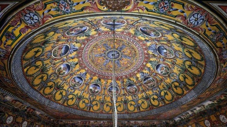 Osmanlı mirası Alaca Cami Kuzey Makedonya'nın zarafet sembolü