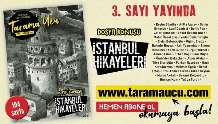 Tarama Ucu ile İstanbul'u dinlemeye hazır mısınız?