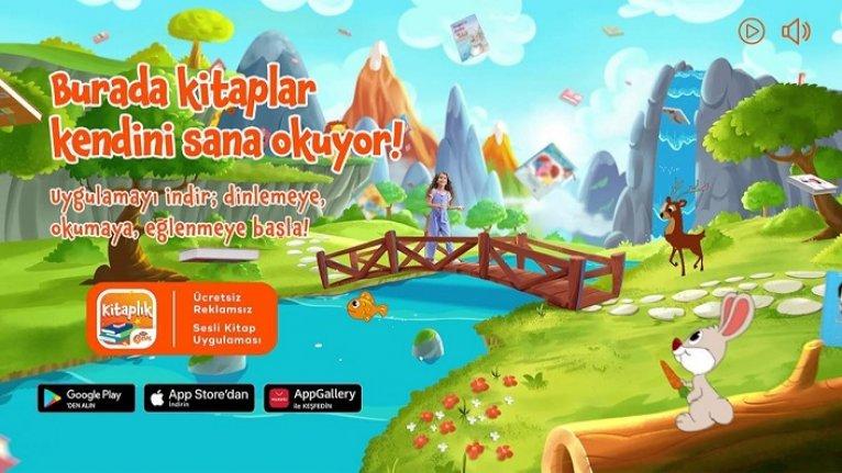 """""""TRT Çocuk Kitaplık"""" her geçen gün yeni kitaplarla büyüyor"""