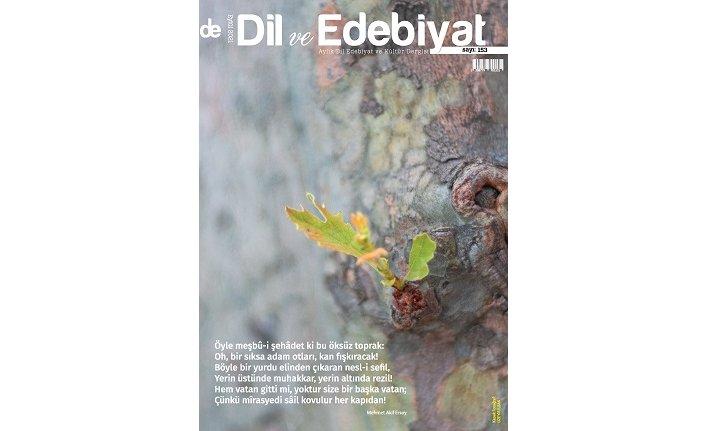 Dil ve Edebiyat'ın 153. sayısı çıktı