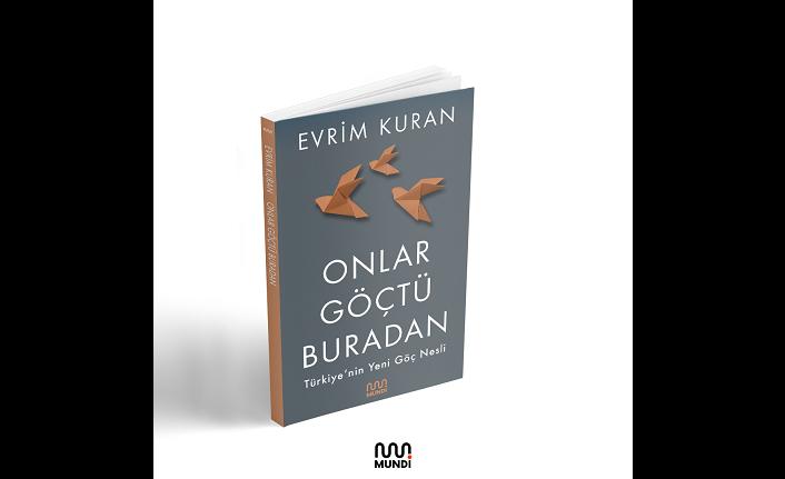 Yeni kitap: Onlar Göçtü Buradan