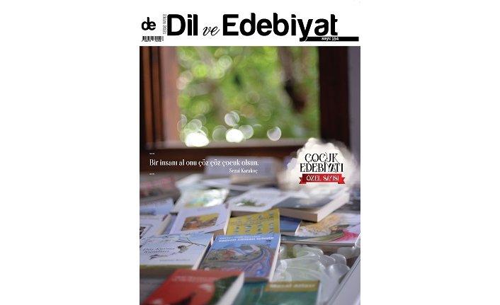 Dil ve Edebiyat'tan çocuk edebiyatı özel sayısı