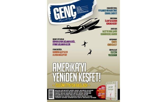 Genç Dergisi Ekim sayısı çıktı!