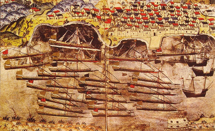 """Hızır Reis'e """"Hayreddin"""" ünvanını Sultan Selim vermişti"""