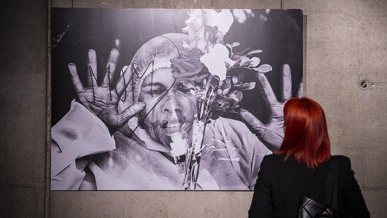Istanbul Photo Awards 2021'in ödül alan fotoğrafları Ankara'da sergilenmeye başlandı