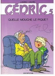 Cedric ve dedesi
