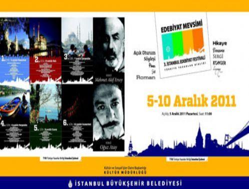 İstanbul Edebiyat Festivali
