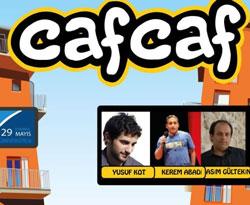 Cafcaf İstanbul 29 Mayıs Üniversitesinde!