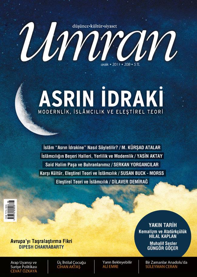 Umran 208. sayı Aralık 2011