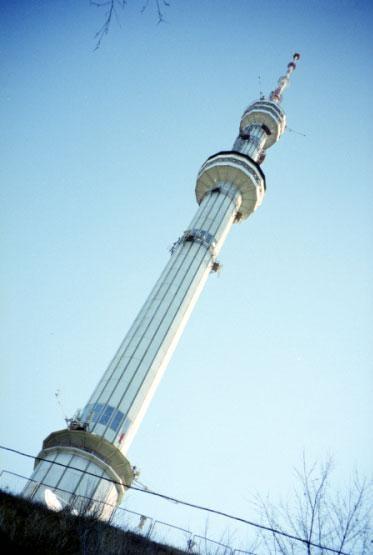 Almaata TV kulesi