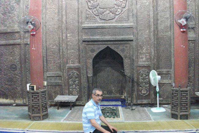 Tarihî Xian Camii'nde bir vakit namazı kıldım
