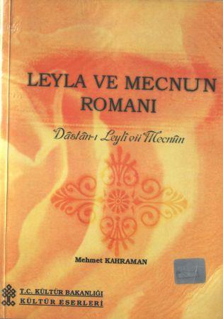 Fuzuli Nin Leyli Vu Mecnun U Roman Mi