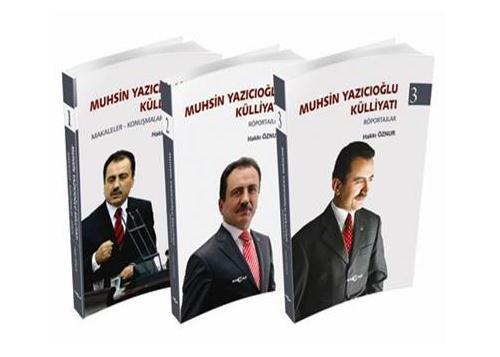 Muhsin Başkan'ın külliyatı yayınlandı