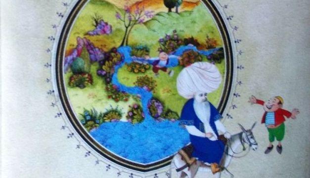 Nasreddin Hocanın fıkraları üç dilde sunuldu