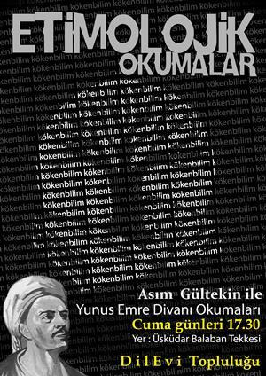 Asım Gültekin'den etimoloji dersleri!