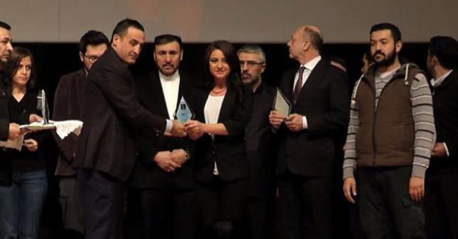 Devriâlem'e Aşura Basın Ödülü (video)