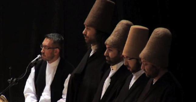 Hz. Mevlâna Erbil'de anıldı (video)