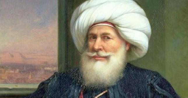 Yunanların Kavalalı Mehmet Ali Paşa sevdası