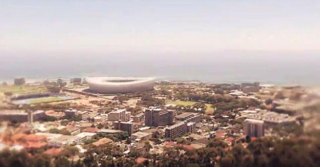 Cape Town özgürlüğün sembol şehirlerinden