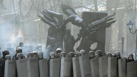 Ukrayna krizine içeriden bakış