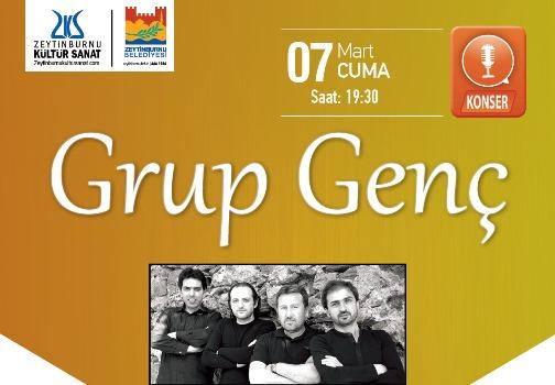 Grup Genç'in Zeytinburnu'nda Sözü Var