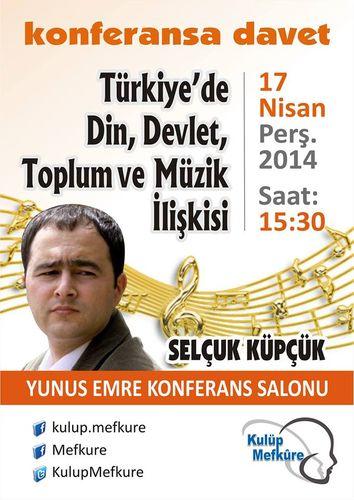 Selçuk Küpçük Ankara'da