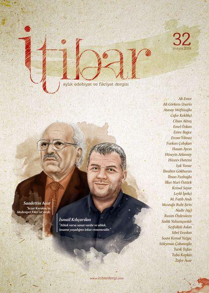 İtibar'ın Mayıs sayısı çıktı