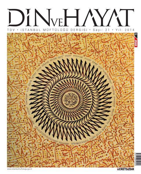 Din ve Hayat'ın 21. sayısı çıktı