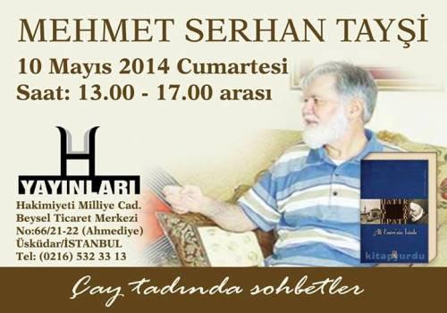 Mehmet Serhan Tayşi H Yayınlarında