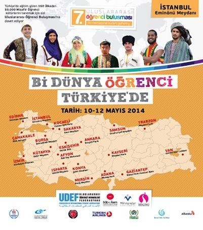 7. Uluslararası Öğrenci Buluşması