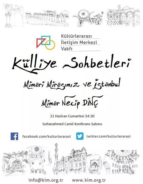 Mimari mirasımız ve İstanbul