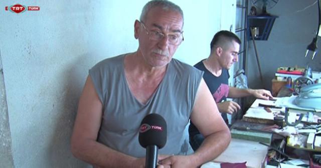 El emeği saat kayışlarının son ustası (video)