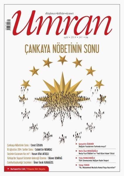 Umran dergisinin 241. sayısı çıktı