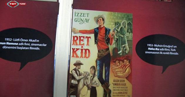 Türk sinemasının 100 yılı konuşuldu (video)
