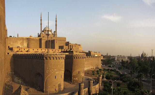 Selahaddin'in mirası hâlâ ayakta Mısır'da
