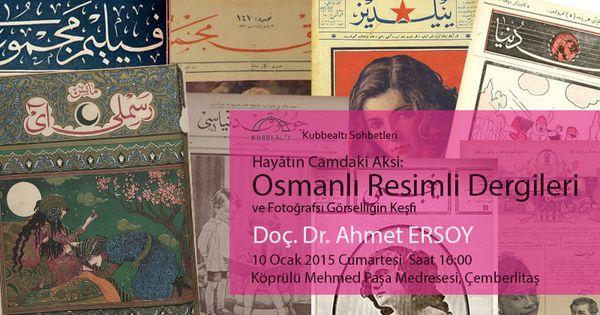 Osmanlı resimli dergilerinin yayınlanış hikayeleri