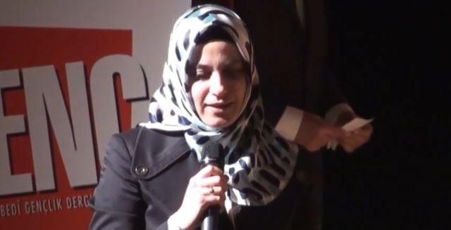 Leyla 'İslam birliği' hayalini yansıtsın istedim
