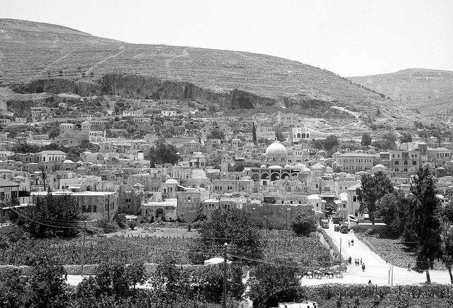 1918'in Beyrut, Filistin ve Nablus'unu şiir gibi yazdı