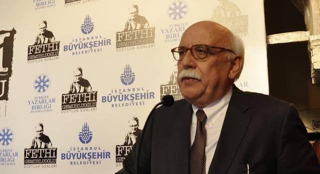 Nabi Avcı Fethi Gemuhluoğlu'nu anlattı