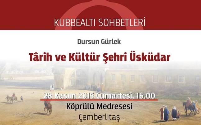 Târih ve Kültür Şehri Üsküdar